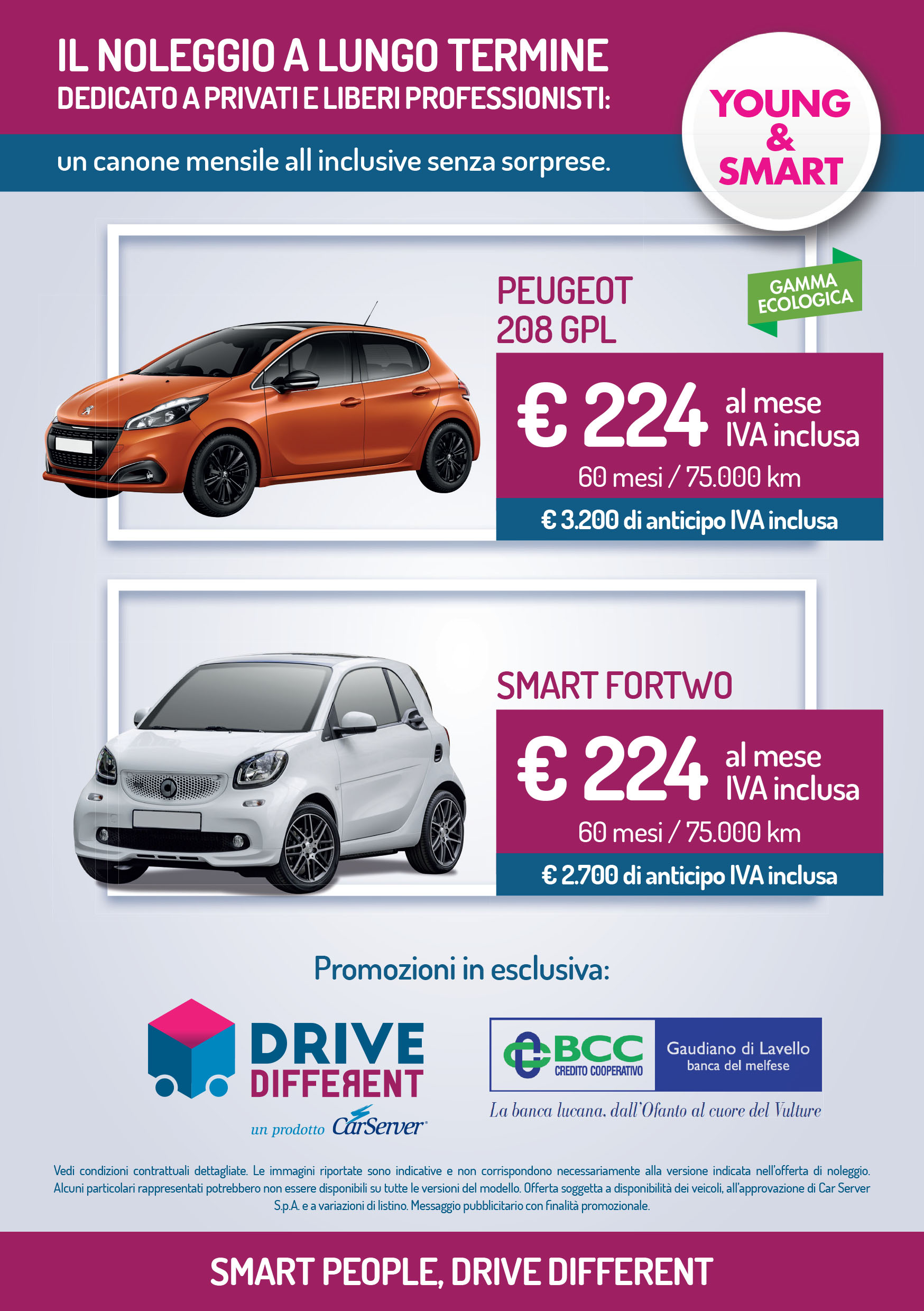 Flyer A5 Retro YoungSmart